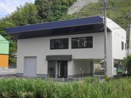 廣瀬産業株式会社様田上社屋新築工事