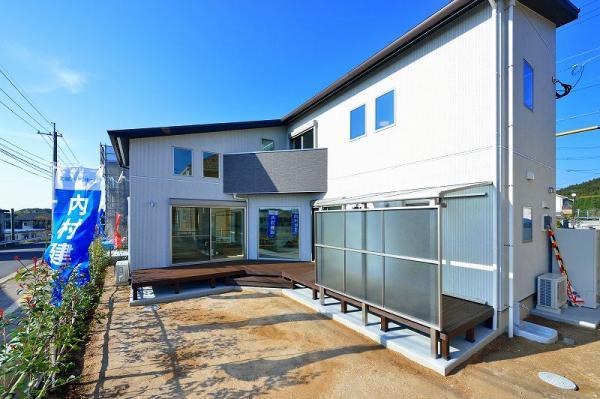 松陽台町のストレスフリーな家新築工事