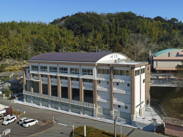 松元小学校屋内運動場・プール新築その他本体工事