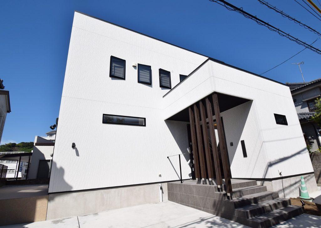 皷川の家新築工事