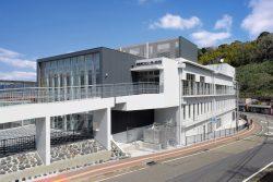 桜島港施設整備工事
