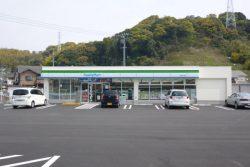 ファミリーマート宇宿7丁目店新築工事