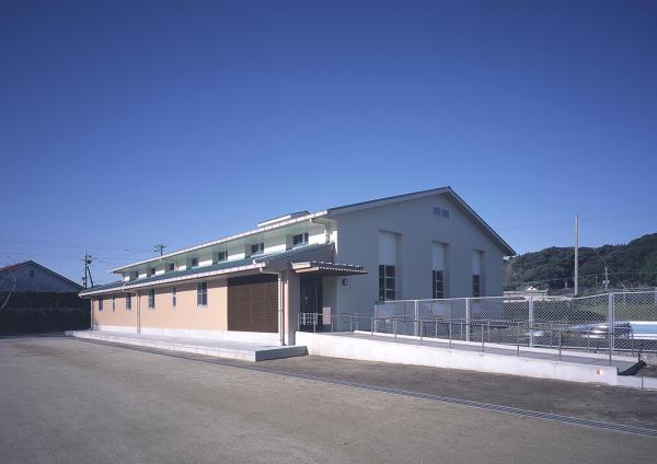 加世田中学校武道館