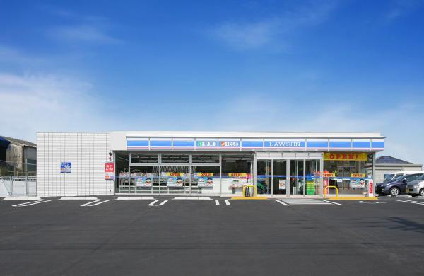 ローソン枕崎明和町店新築工事