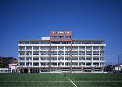 鹿児島高等学校校舎改築工事