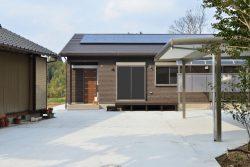 春山の家新築工事