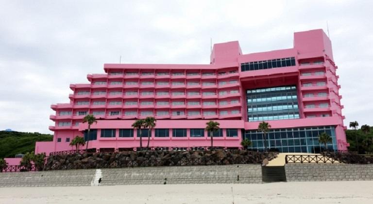 種子島いわさきホテル全面改修工事